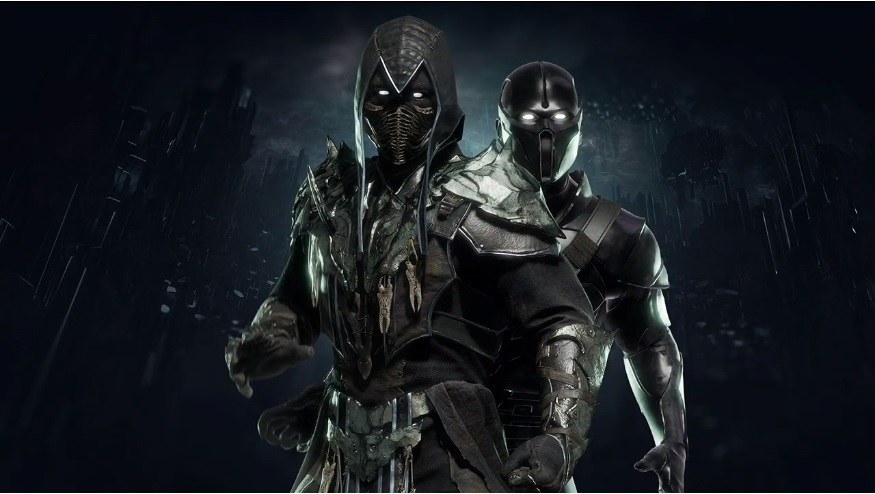 #C2E2: Noob Saibot Revealed for #MortalKombat11
