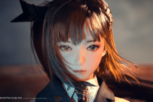 Korean Indie Developers Shift Up Announce Action/RPG Project EVE