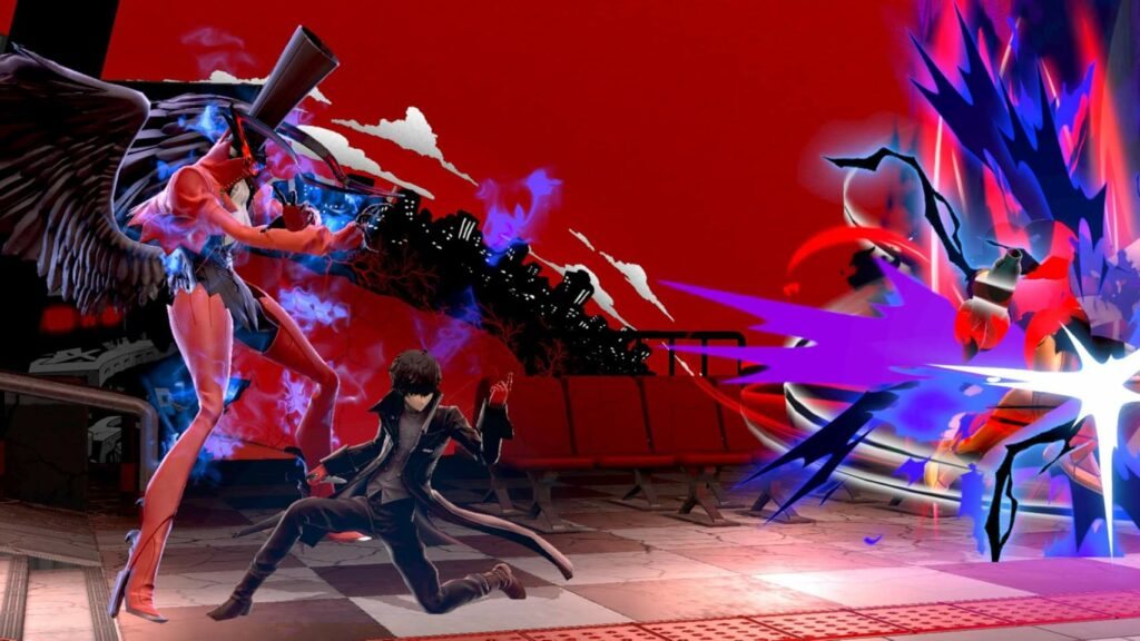 Joker Steals Our Hearts in Super Smash Bros. Ultimate April 17