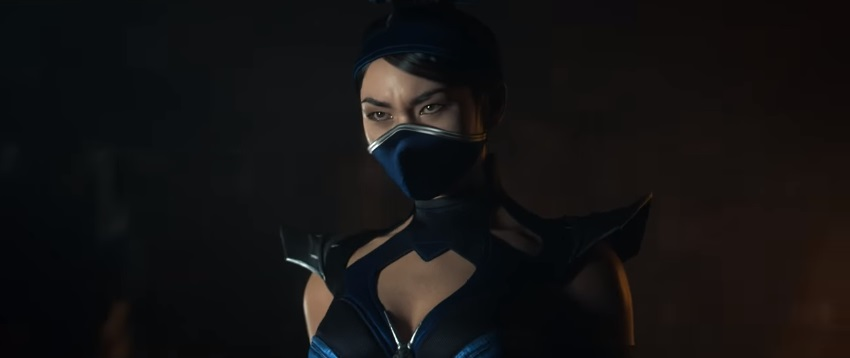 Kitana Teased In New #MK11 TV Spot