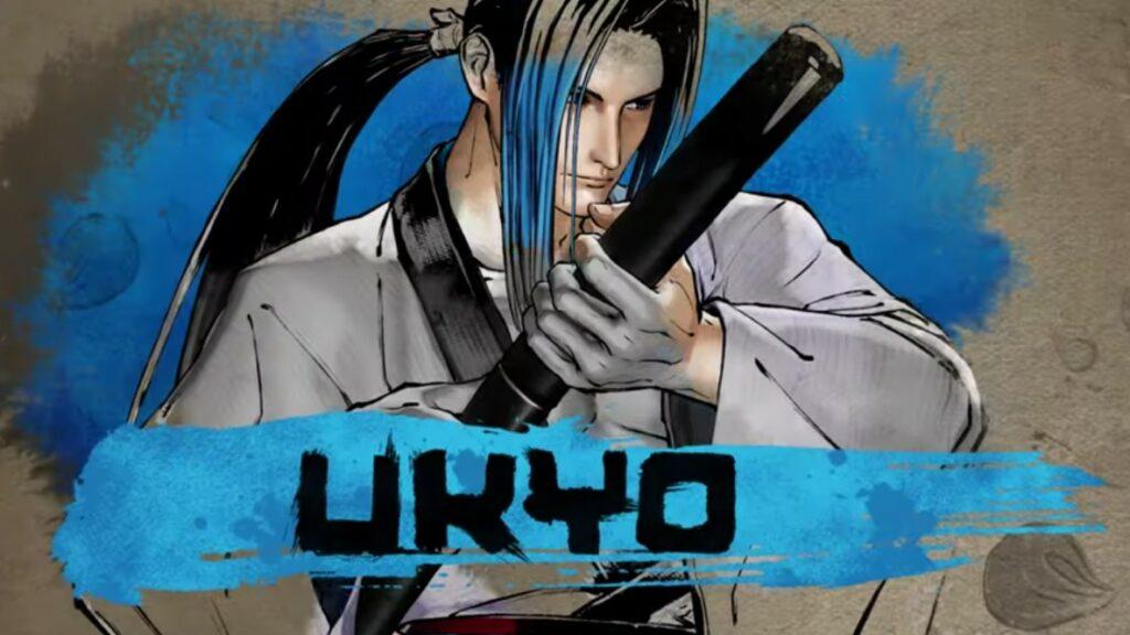 Ukyo Tachibana Returns in Samurai Shodown