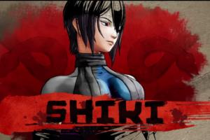 Shiki will #EmbraceDeath  in Samurai Shodown