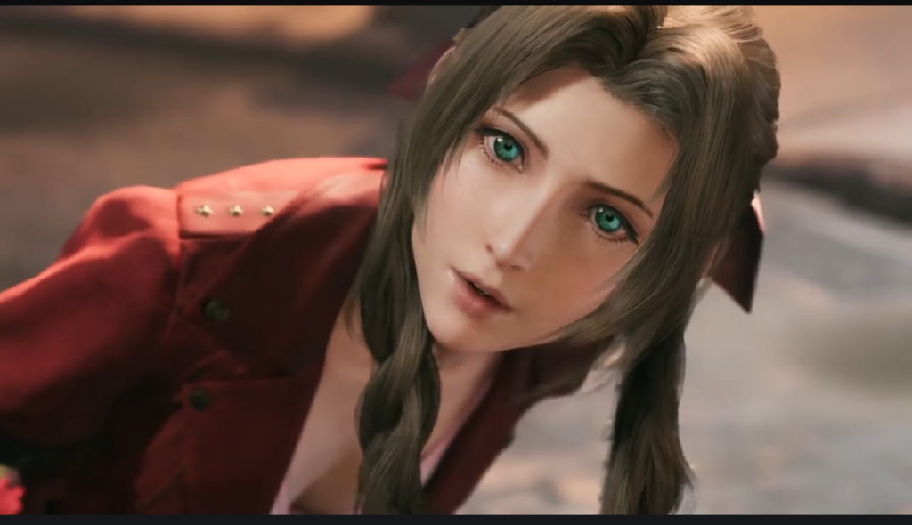 Final Fantasy VIIR Teaser Trailer Revealed
