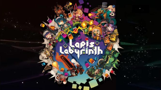 Rushdown Review: Lapis x Labyrinth
