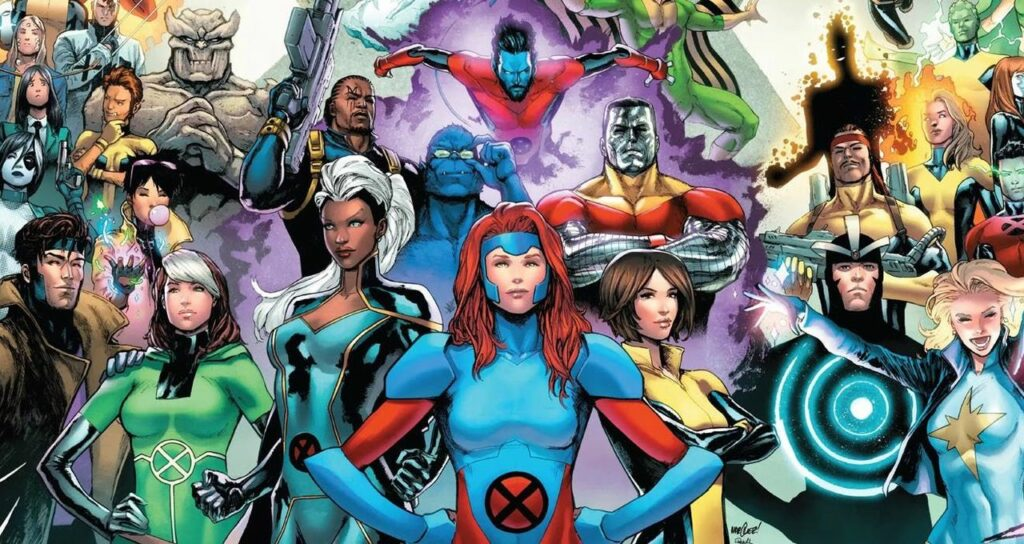 In Hickman We Trust, A New Frontier for the X-men