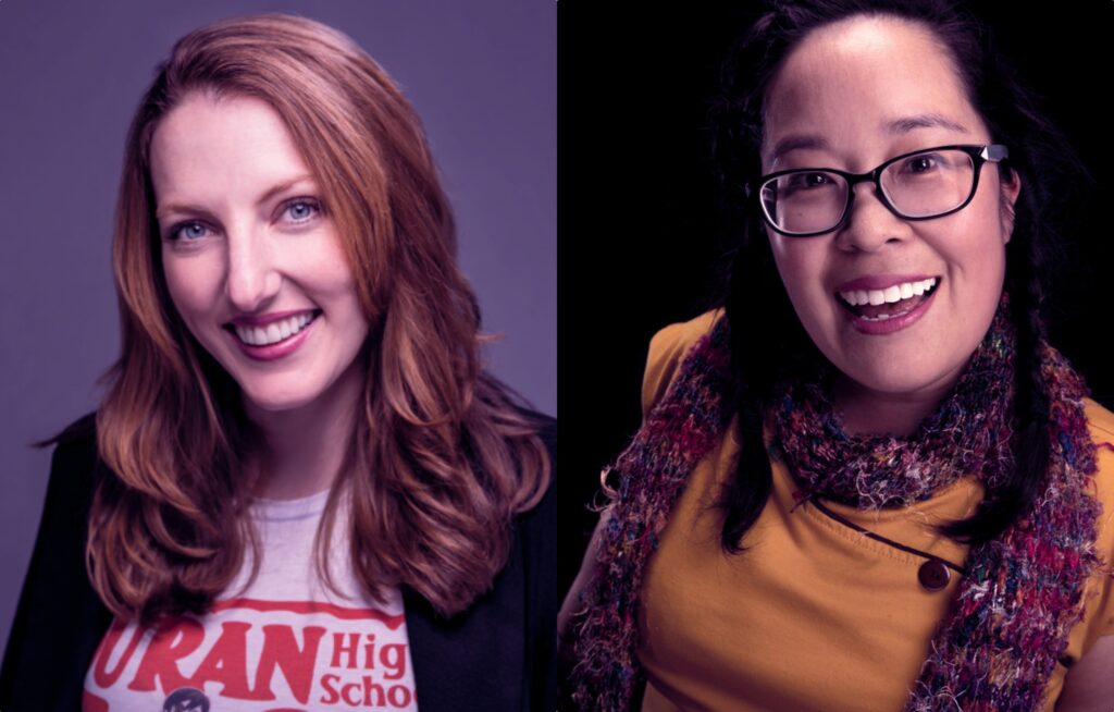 Interview: Stephanie Sheh & Caitlin Glass @ #ACEN2019