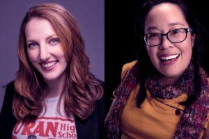 Interview: Stephanie Sheh & Caitlin Glass @ #ACEN2019