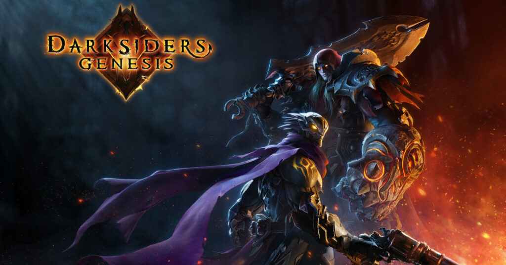 THQNordic Changes The Formula With Darksiders Genesis