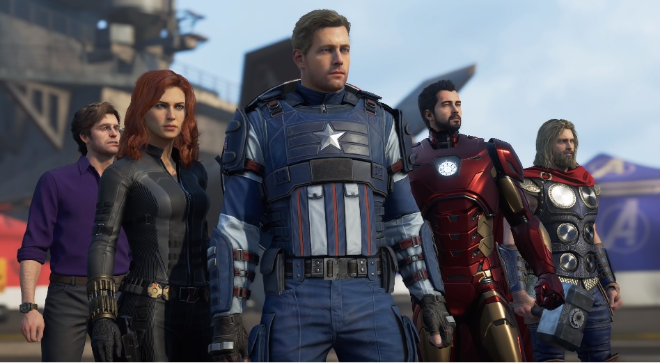 #GamesCom2019: Marvel's Avengers Gameplay Footage