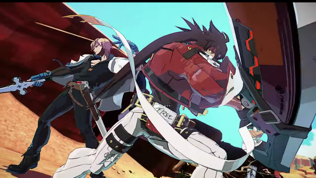 #Evo2019: New Guilty Gear Revealed for 2020