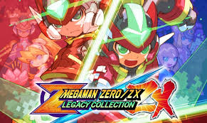 "The Mega Man Zero/ZX Collection ""Announced"""