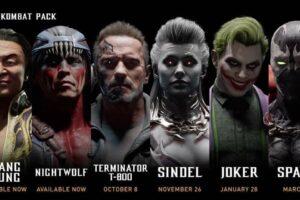 #MortalKombat11 #KombatPack 1 Revealed