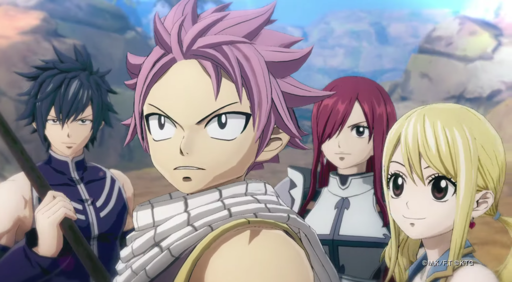 Fairy Tail will cast a spell in 2020 for PS4 & Switch