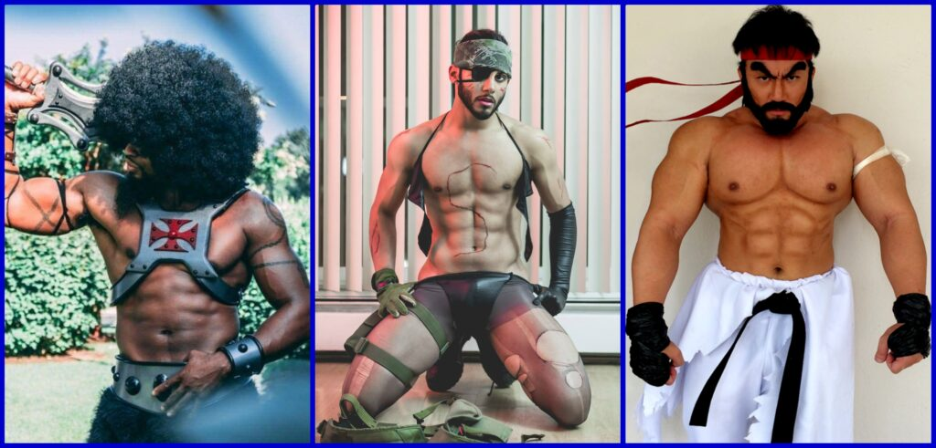 15 Sexy Male Cosplayers That Will Quench Your Thirst
