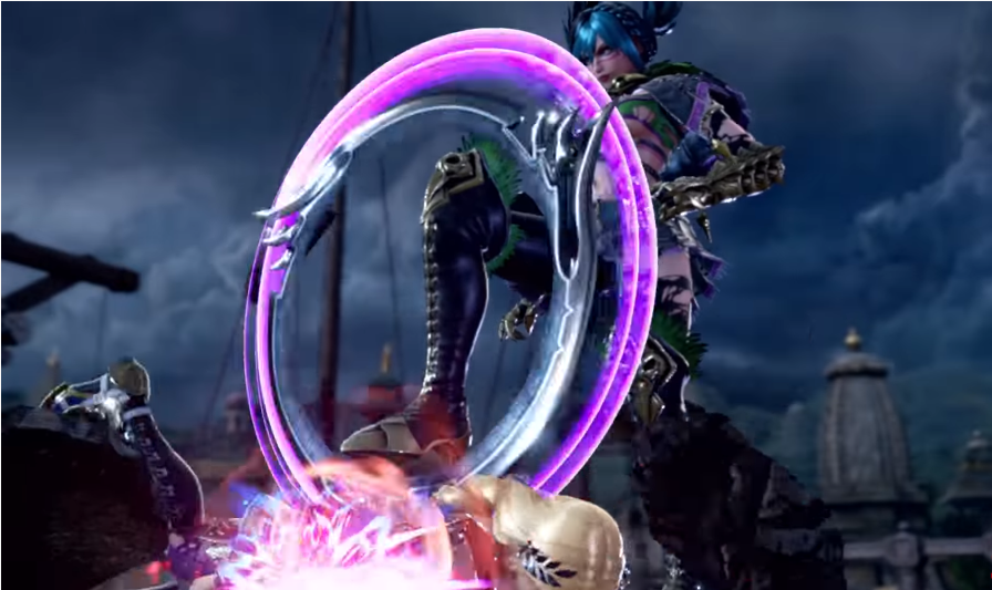 Soul Calibur 6 Adds New Moves For Season 2