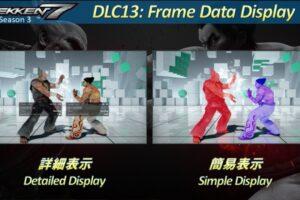 Tekken 7 Season 3 Adds New Frame Data & Training Modes