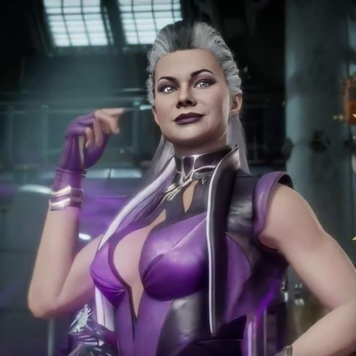 The Long Awaited Reveal Trailer for #Sindel in #MK11