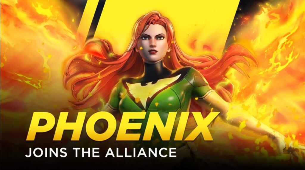 #TheGameAwards: Marvel Ultimate Alliance 3: X-Men Rise of the Phoenix