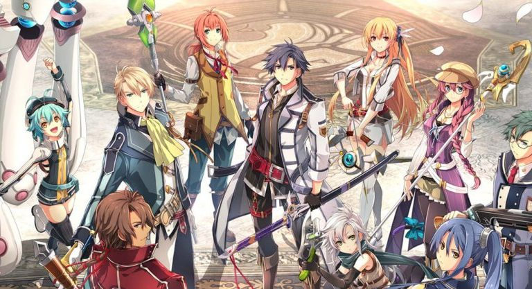 The Legend of Heroes: Trails of Cold Steel 3 Debuts on Nintendo Switch Spring 2020