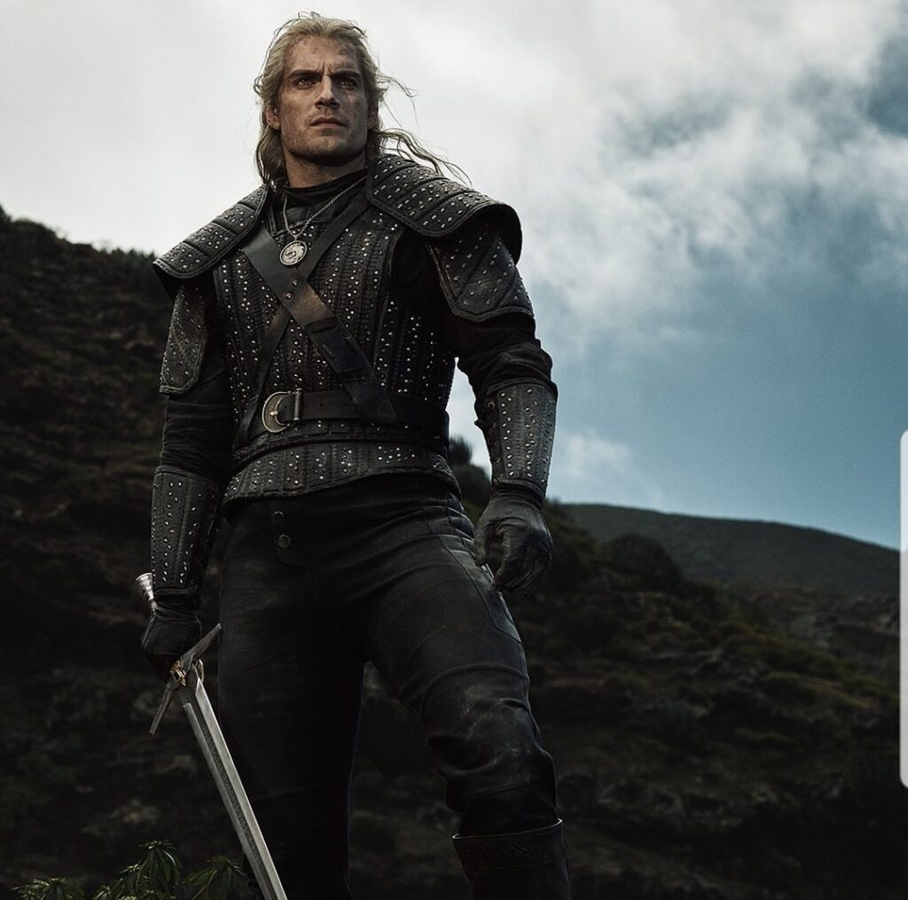 Henry Cavill Admits to Playing The Witcher 3 for 100+ Hours