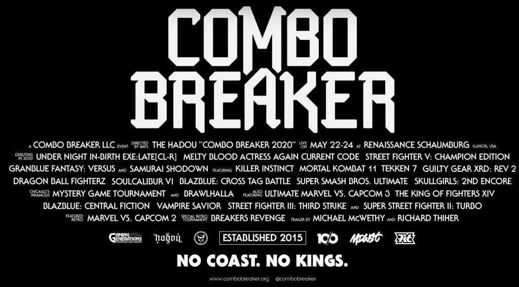 Combobreaker 2020 Announced