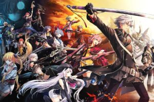 Legend of Heroes: Trails of Cold Steel IV Comes West This Fall