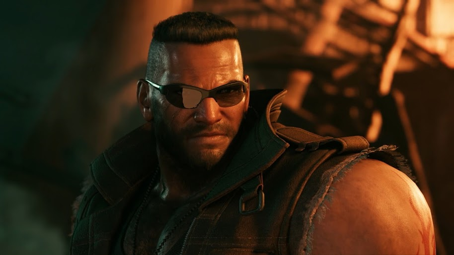 Barrett Wallace with Sunglasses