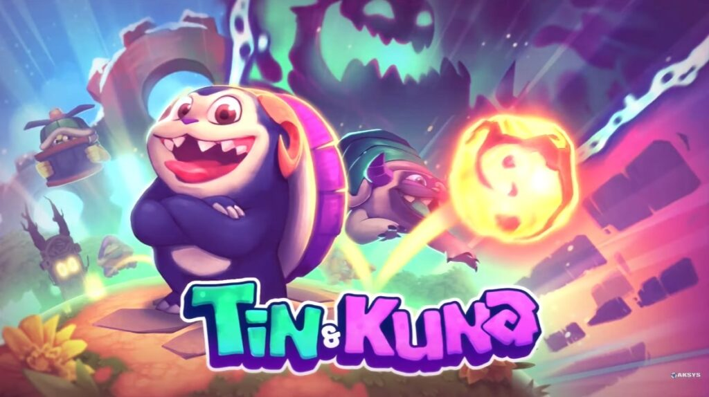 Aksys Rolls Out A Trailer For Indie Platformer Tin & Kuna