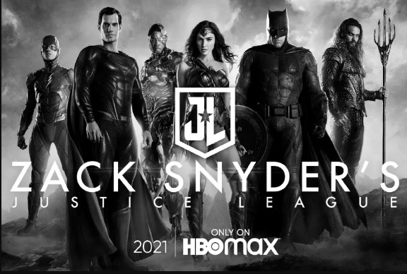 #Breaking: The Zack Snyder Cut of #JusticeLeague Comes To #HBOMax 2021