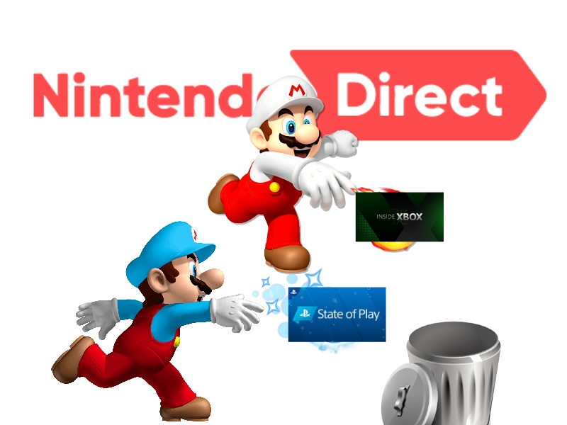 Microsoft & Sony Still Need To Learn From Nintendo Directs