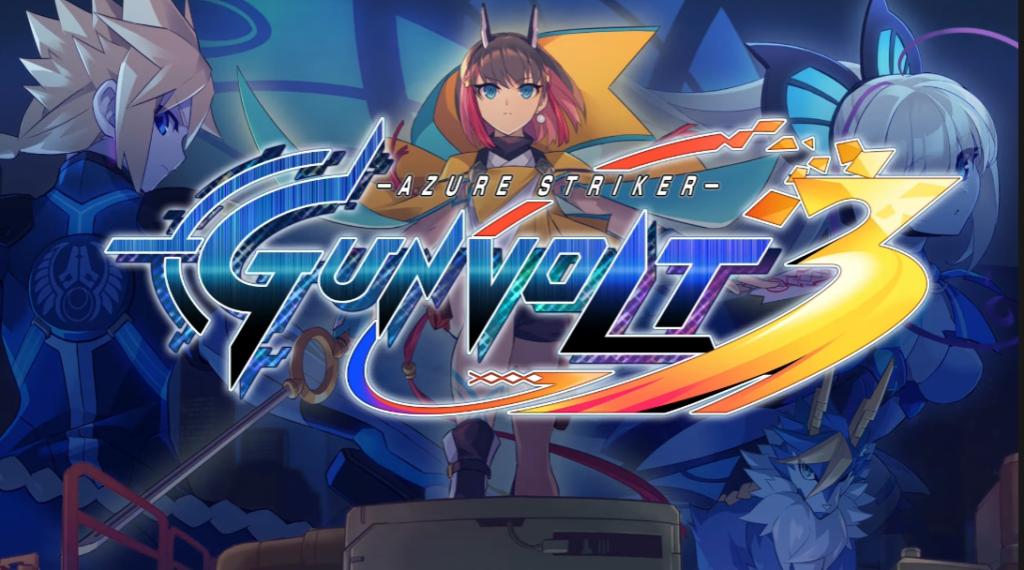 #BitSummitGaiden: Azure Striker Gunvolt 3 Announced