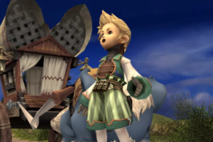Final Fantasy Crystal Chronicles Remaster Won't Have Offline Co-Op