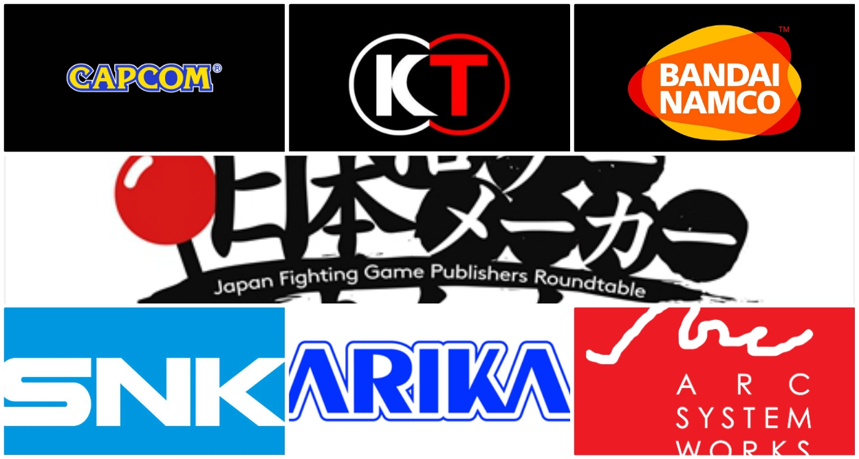 Japan Fighting Game Publisher Roundtable Announced - Rushdown Radio