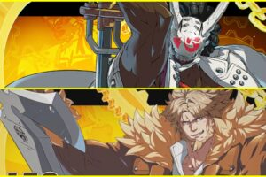 Newcomer Nagoriyuki & Leo Whitefang Reveal Trailers for Guilty Gear Strive